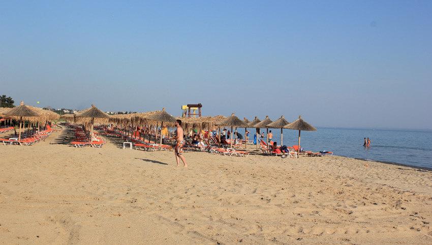 Пляж l Лечебно оздоровительные туры - Evexia