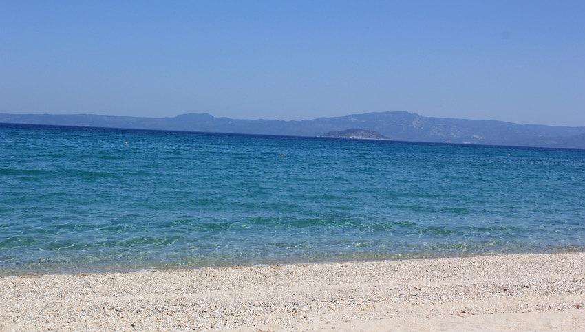 Голубое море Греции l Лечебные туры в Европу