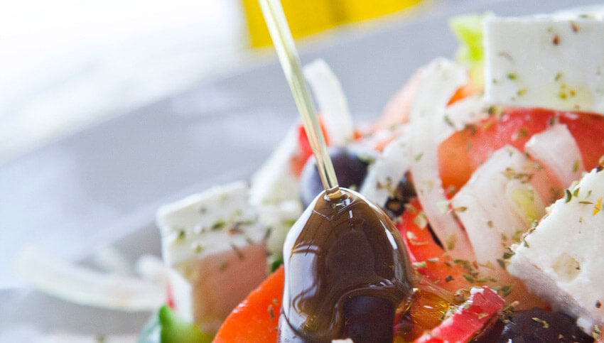 Греческий салат l Кухня - Evexia