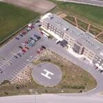 Площадь центра медицинской реабилитации Эвексия