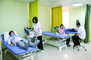 Реабилитация при травме или переломе позвоночника