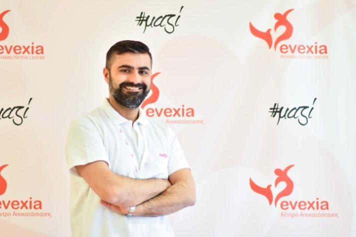Гуглидис Василиос - Главный физиотерапевт-Evexia